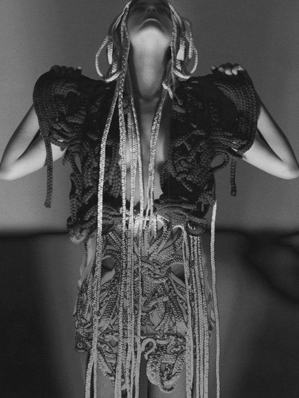 MARCELLA DVSI // Photo: Alberto Rugolotto // Model: Debora Omassi