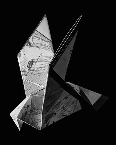 Hentai Origami - Eron Rauch
