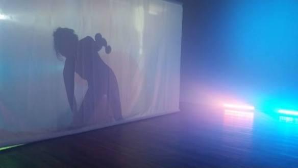 10.3 performance at Sediment Arts | image: Nicki L BA
